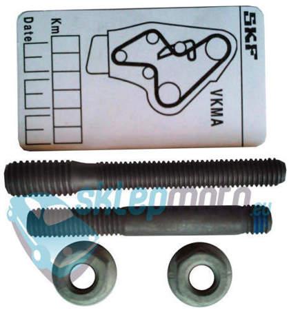 Zestaw rozrządu SKF + pompa wody SKF Volkswagen Caddy III