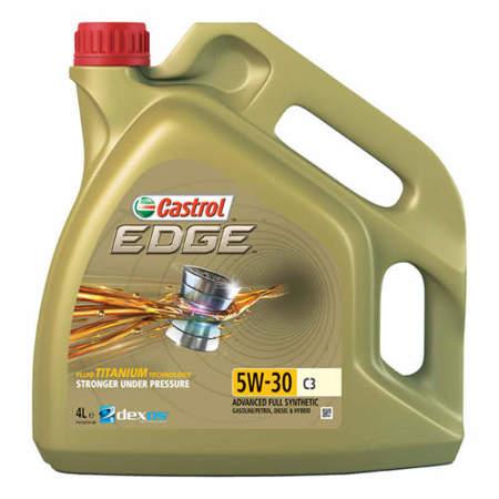 Olej Castrol Edge 5W30 C3 4L