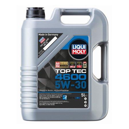 Olej Liqui Moly Top Tec 4600 5W30 5L