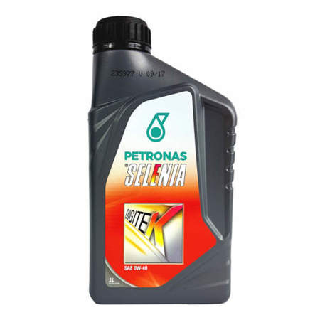 Olej Selenia Digitek Pure Energy 0W40 1 litr