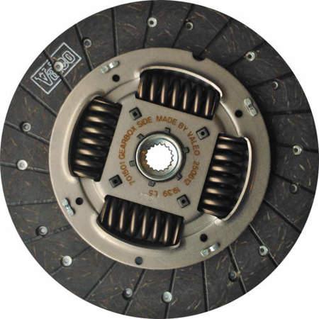 Zestaw Valeo sztywne koło zamachowe + sprzęgło Citroen C4 1.6 HDi