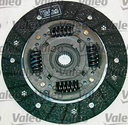 Zestaw sprzęgła Valeo Fiat Brava